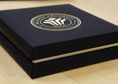 bellevue university award box