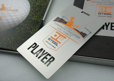 d w steel golf event items