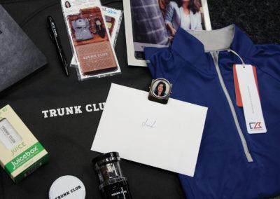 trunk club promo items