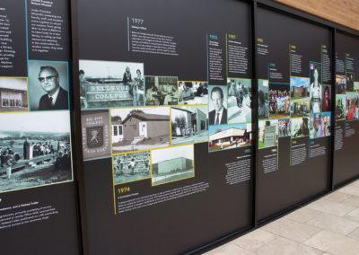 bellevue university timeline