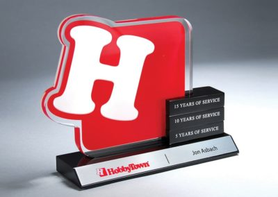 hobbytown u s a award