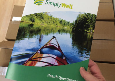 simplywell booklet