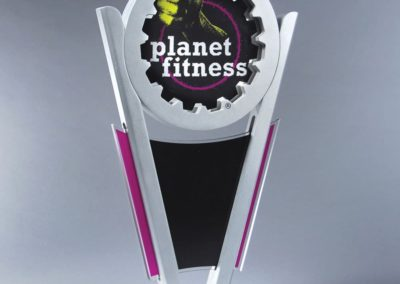 planet fitness award
