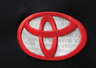 Toyota patch