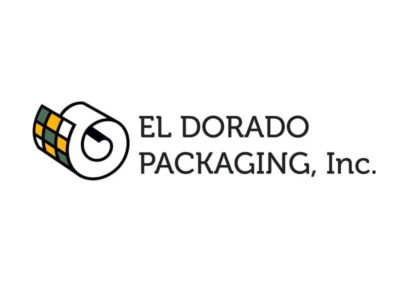 el dorado packaging logo