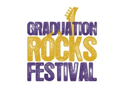 graduation rocks festival logo