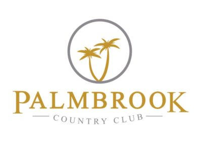 palmbrook country club logo