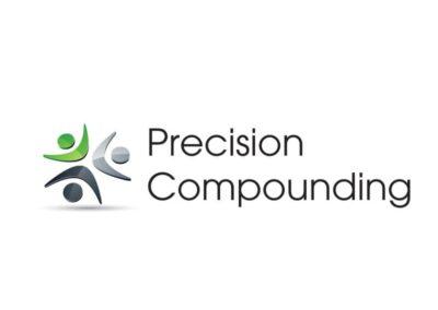precision compounding logo