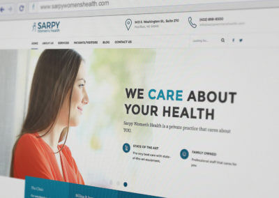 sarpy womens health website