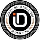 Identity Marketing Group badge logo