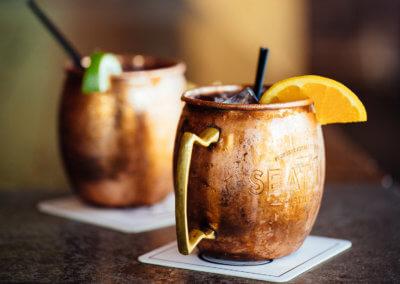 Copper Mug Benson